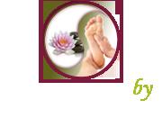 Reflexology Logo 180px